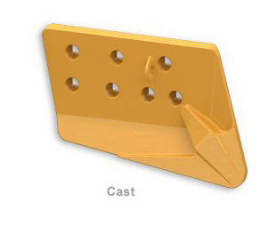 End Bits – Cast